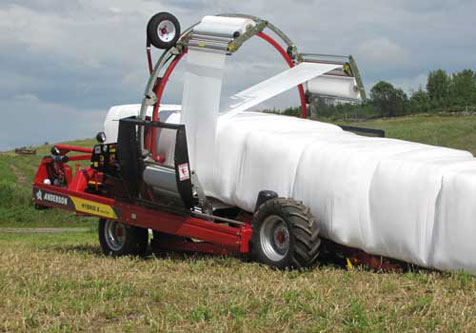 Anderson Bale Wrapper