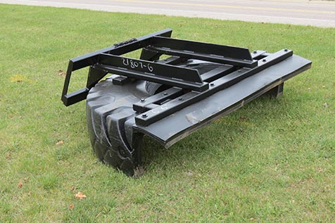 Forward Products Feed Scraper and Manure Scrapers